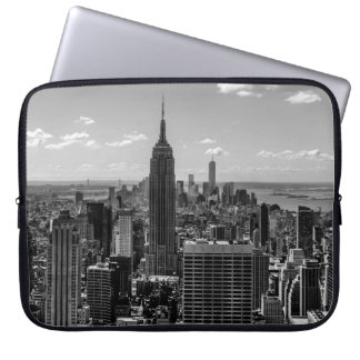 Horizon d'Empire State Building de New York City Housses Pour Ordinateur Portable