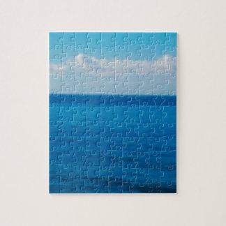horizon d'océan profond puzzle