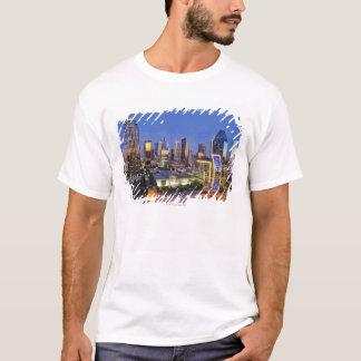 horizon du centre de Dallas T-shirt