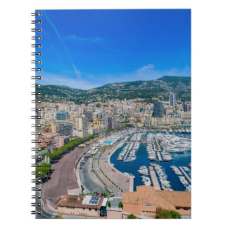 Horizon du Monaco Carnet