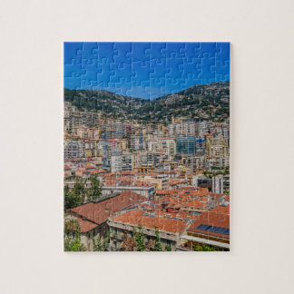 Horizon du Monaco Puzzle