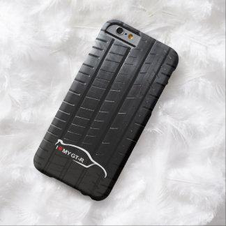 Horizon GTR avec la bande de roulement de pneu Coque Barely There iPhone 6