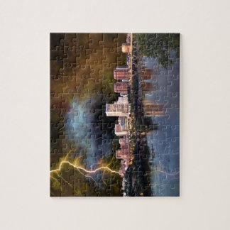Horizon orageux de Richmond Puzzle