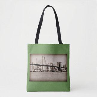 Horizon vintage de New York Manhattan Sac