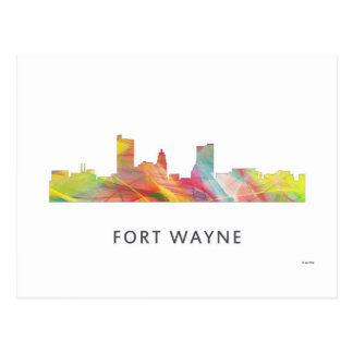 HORIZON WB1 DE FORT WAYNE - CARTE POSTALE
