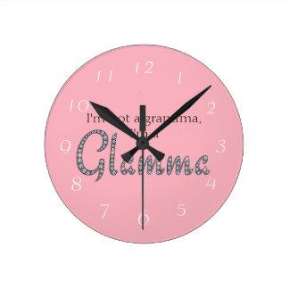 Horloge bling de Glamma
