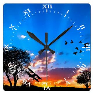 Horloge Carrée Clockart (95)