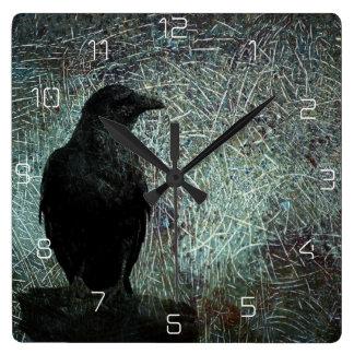 Horloge Carrée Le messager ID249