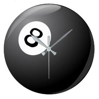 horloge de 8 boules