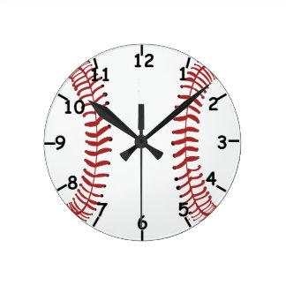 Horloge de base-ball