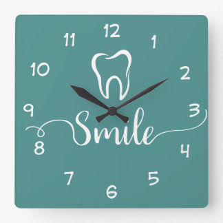 Horloge de bureau de dentiste