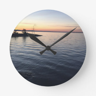 Horloge de Champlain de lac