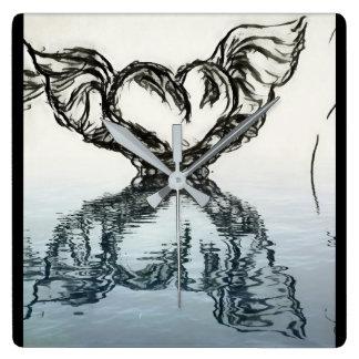 Horloge de coeur