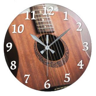 Horloge de guitare