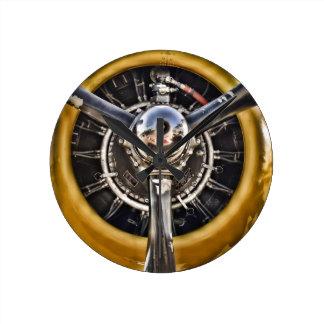 Horloge de l'appui vertical B-25