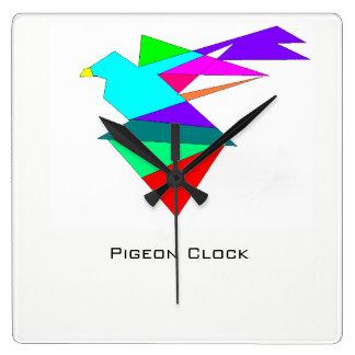 Horloge de l'horloge | de Piegon