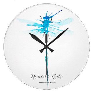 Horloge de libellule