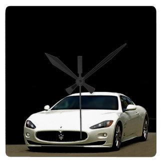 HORLOGE de Maserati GranTurismo