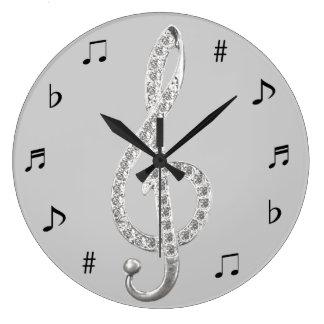 Horloge de musique