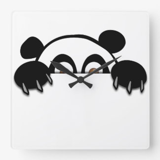 Horloge de panda