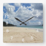 Horloge de plage