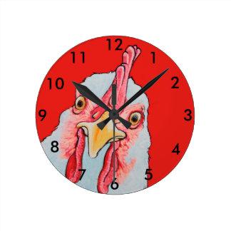 Horloge de poulet