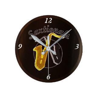 Horloge de Saxtionals