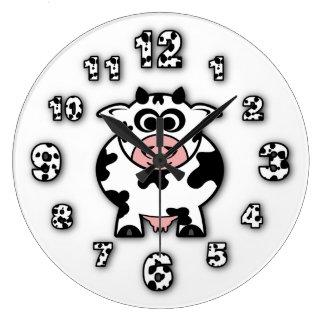 Horloge de vache
