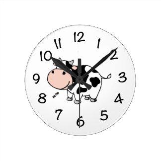 Horloge de vache à MOO