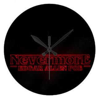 Horloge d'Edgar Allen Poe