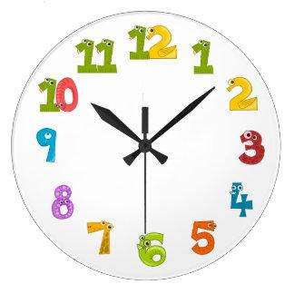 Horloge d'enfant