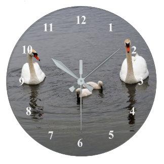Horloge des cygnes 416