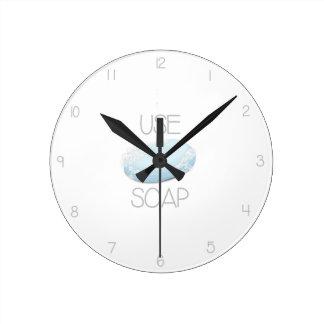 Horloge De Salle De Bain Meilleure Inspiration Pour