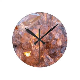 Horloge en cristal de quartz