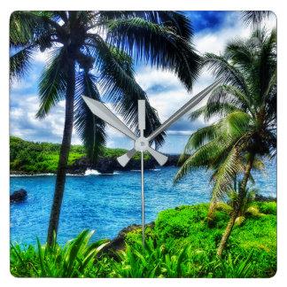 Horloge hawaïenne
