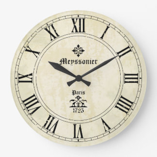 Romain antique horloges romain antique horloges murales for Horloge murale chiffre romain