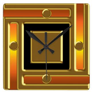 contemporaines horloges contemporaines horloges murales. Black Bedroom Furniture Sets. Home Design Ideas