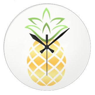 horloge murale d'ananas