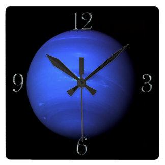 Horloge murale d'Astronomie-amants de Neptune de