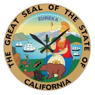 Horloge murale de California*