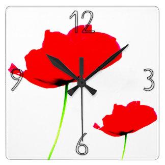 Horloge murale de la collection 01 de PAVOT