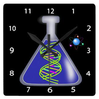 Horloge murale de la Science