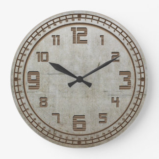 Horloge murale de Steampunk