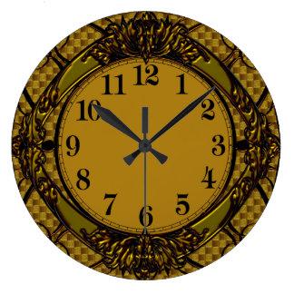 Horloge murale élégante décorative