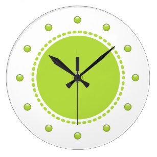Horloges cuisine moderne murales - Horloge de cuisine moderne ...