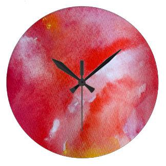 Horloge murale ronde de mouvement d'imaginaire