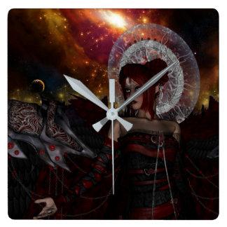 Horloge Murale The Angel of the Night