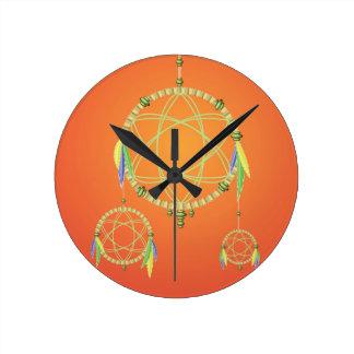 Horloge Ronde 74Dream Catcher_rasterized