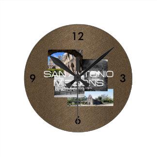 Horloge Ronde ABH San Antonio