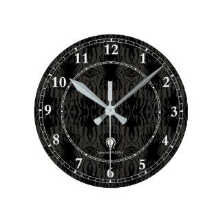 Horloge Ronde Achat décoré moderne de l'horloge murale